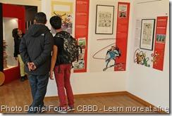 Daniel Fouss Belgian Comicscenter 2013  20