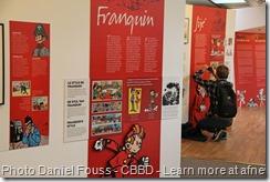 Daniel Fouss Belgian Comicscenter 2013 6