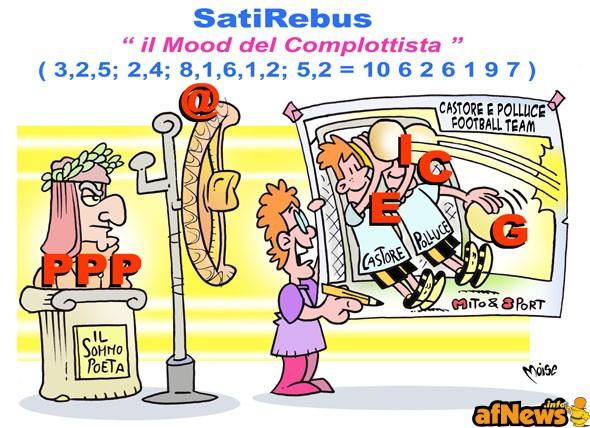 Didascalia, fonti e soluzione del SatiRe bus si trovano cliccando sull'immagine.