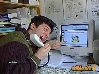 1999-02-19-afnews-redazione-FurioBusignani-direttaRAI