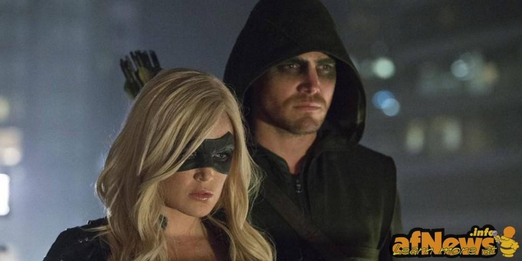 Quanti supereroi vanno a trovare Arrow