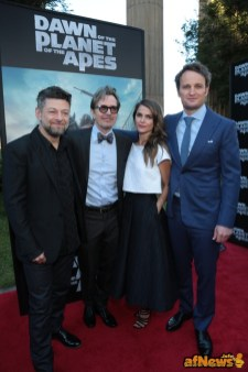 """""""Dawn of the Planet of the Apes"""" Premiere"""