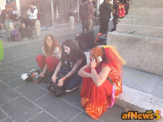 118 Demoniette al telefono - afnews