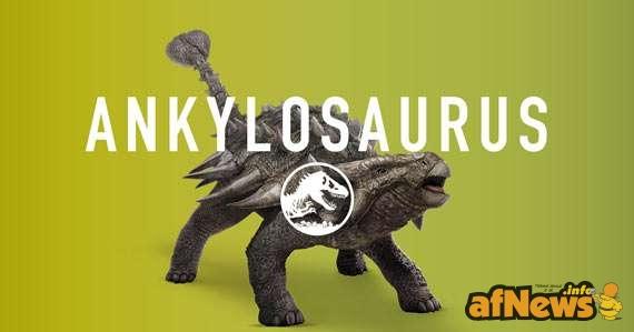Ankylosauro