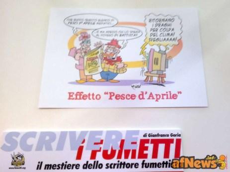 023 Fare Vignette & Scrivere Fumetti - afnews