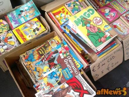 078 Cardboard Comics - afnews