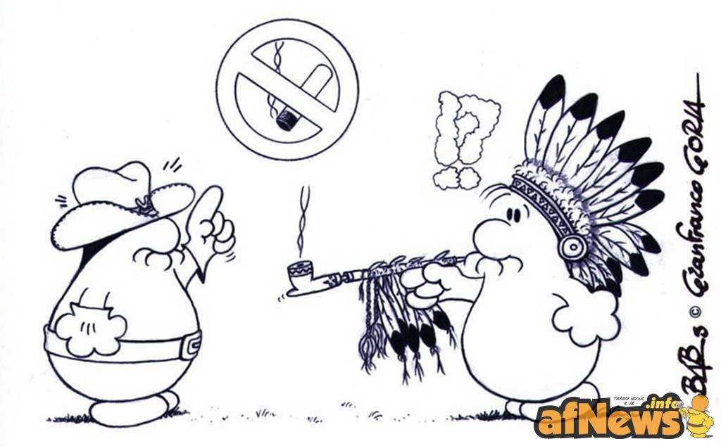 Vignetta della serie BABs - (c) Gianfranco Goria