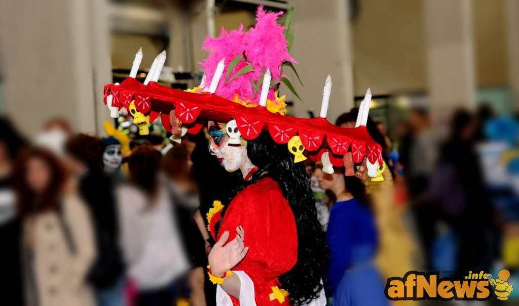 Meravigliosi cosplayer - foto Goria