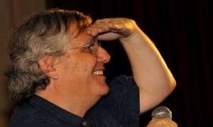 Scott McCloud guarda lontano - foto Goria