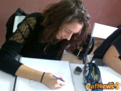 015 Studentessa e fumettista - afnews