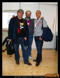 080 Moise Gianello & Caci - Che trio di Menti Eccelse!-fotoMoiseXafnews
