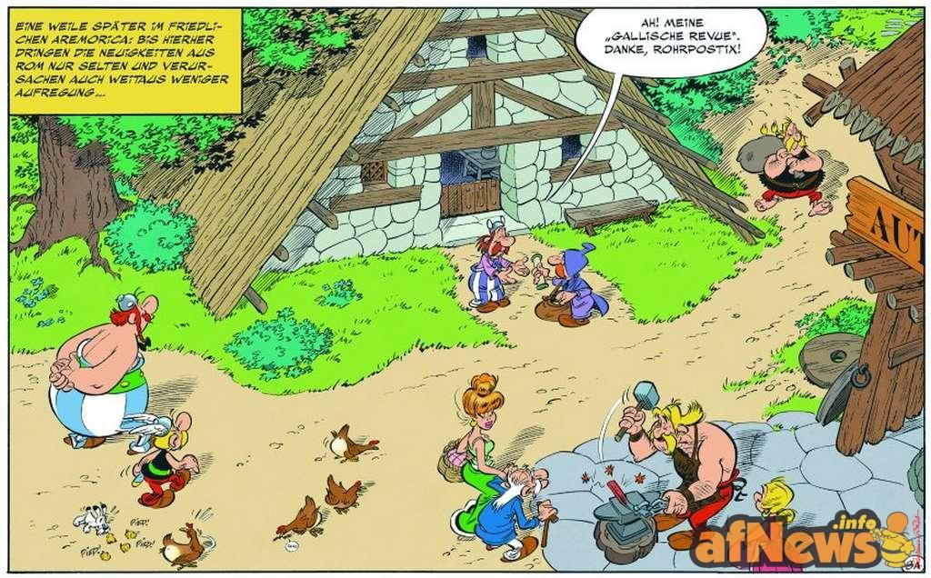 Asterix & Obelix: Der Papyrus des Cäsar