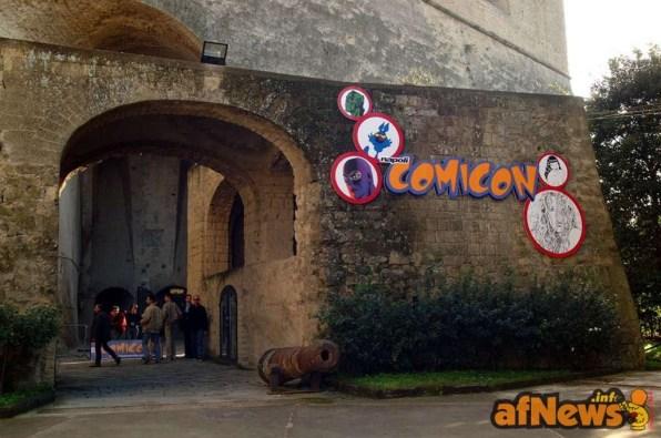 Ingresso castello - afnews