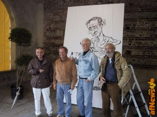 scarnafigi vignette novelli, paparelli, bruna e vincino - afnews