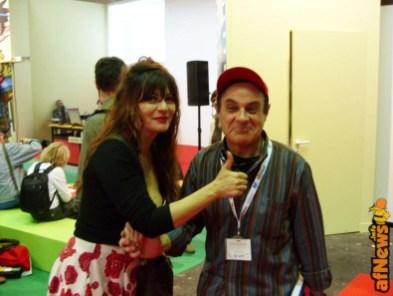 101 Giovanna Casotto e il Boschi (con espressione da fumetto per adulti) - afnews