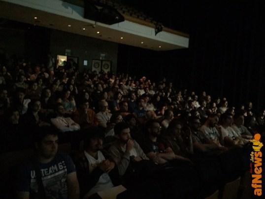 Pubblico: tanto e partcipe