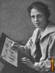 1921 Edwina Dumm - afnews