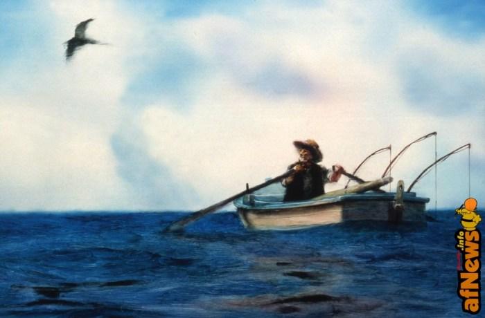 """""""Il vecchio e il mare"""""""