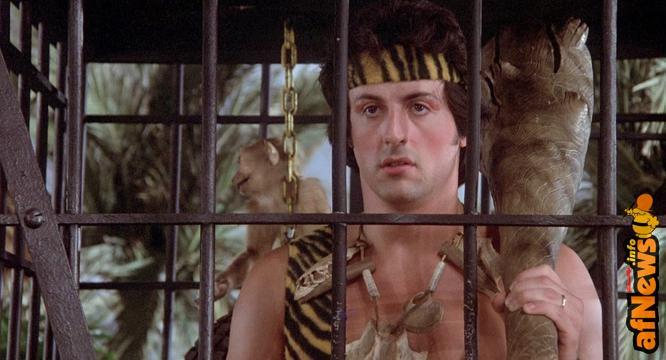 """Stallone/Rocky in """"Rocky II"""": Beast Aftershave (prima scena)"""