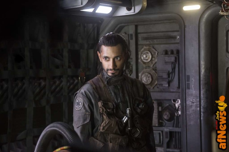 Rogue One: A Star Wars Story Bodhi Rook (Riz Ahmed) Ph: Jonathan Olley ©Lucasfilm LFL 2016.
