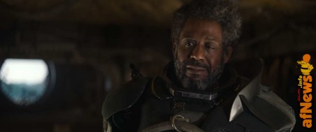 Rogue One: A Star Wars Story..Saw Gerrera (Forest Whitaker)..Ph: Film Frame ILM/Lucasfilm..© 2016 Lucasfilm Ltd. All Rights Reserved.