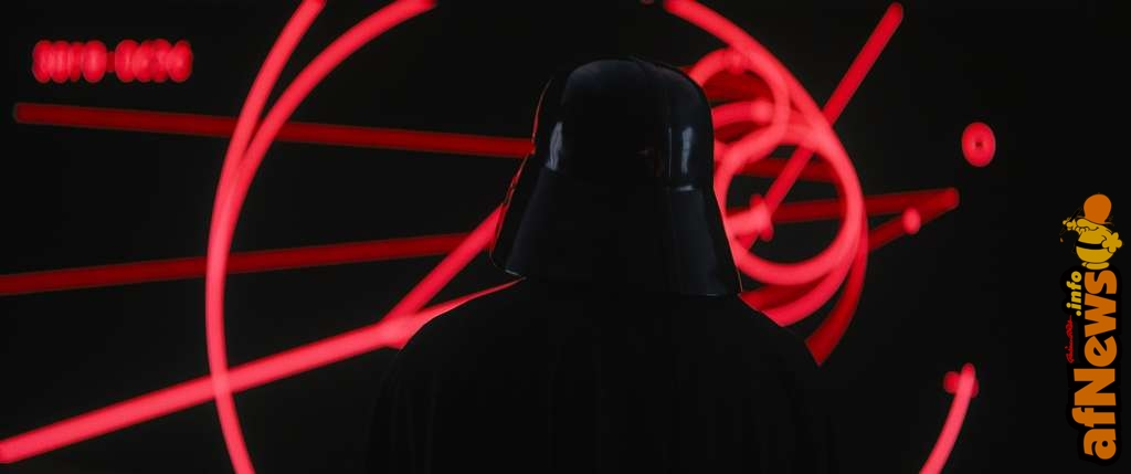 Rogue One: A Star Wars Story..Darth Vader (voiced by James Earl Jones)..Ph: Film Frame ILM/Lucasfilm..© 2016 Lucasfilm Ltd. All Rights Reserved.