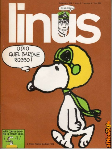 Igort direttore di Linus