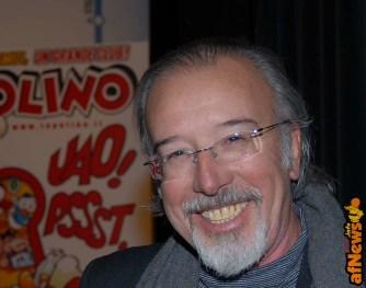 Giorgio Cavazzano - foto Gianfranco Goria, 14 dicembre 2007
