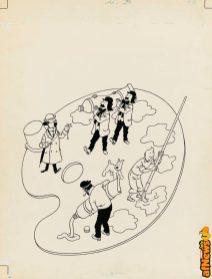 Tintin illustrazione 150000-afnews
