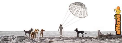 """I """"cani"""" di Wes Anderson in arrivo per aprile del 2018"""
