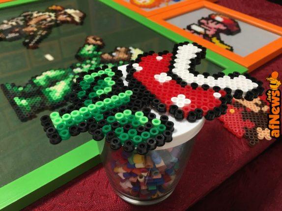 """I """"pixel"""" rotondi di Monica Davenia e Andrea Pinna"""