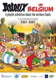 Belgian Comics Art Museum Asterix exhibition-afnews