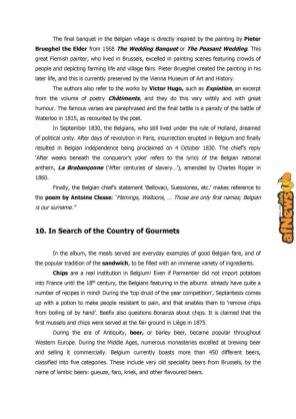 Belgian Comics Art Museum exhibit Asterix in Belgium - PRESS-15-afnews