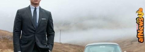 James Bond 007 25: 8 novembre 2019
