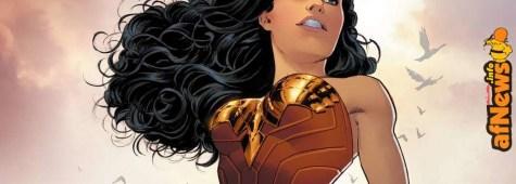 Wonder Woman: asta di beneficenza contro il traffico di esseri umani