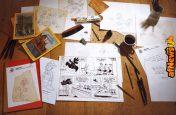 Carl Barks desktop ricostruzione