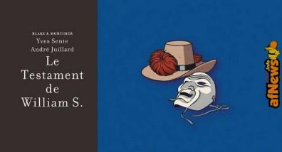Le testament de William S Prix ; 199.00€ Date de parution : 10 Novembre 2017