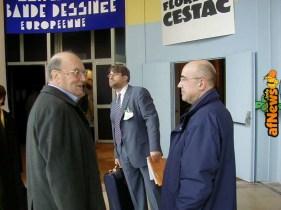 Luciano Bottaro in una foto di Gianfranco Goria - 2001