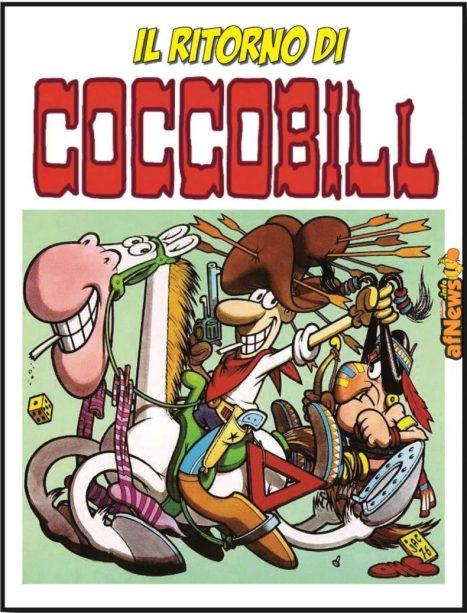 IL RITORNO DI COCCOBILL Collana: BENITO JACOVITTI COLLECTION - N° 1 ISBN: 9788894818185 € 29,90