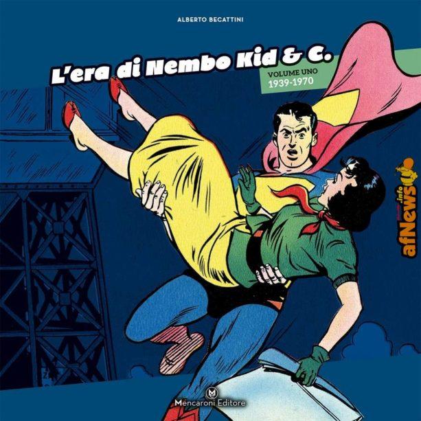 Il 2 luglio 1939, in pieno ventennio fascista, esordisce sul settimanale Albi dell'Audacia un nuovo personaggio: Ciclone, alias Superman, l'uomo d'acciaio statunitense creato da Siegel & Shuster. Le restrizioni del MinCulPop (Ministero della Cultura Popolare) non permettendo la pubblicazione di fumetti statunitensi, costringono l'editore ad attribuire ai fratelli Zenobio e Vittorio Baggioli la paternità del personaggio. Da quel fatidico primo episodio, nascerà tutta una produzione apocrifa che si alternerà a quella originale statunitense. Nell'immediato dopoguerra - dicembre 1945 - è la volta di Batman, ribattezzato Ala d'Acciaio, che debutta sulla collana antologica Albi Urrà delle edizioni Mondiali. Tuttavia i lettori di comis italiani dovranno pazientare sino al 1954 per comprare in edicola la prima testata dedicata esclusivamente ai super eroi americani targati National DC.: gli Albi del Falco, con le avventure di Nembo Kid & C., rimarranno in edicola sino al 1970, alternando vari formati e denominazioni. Questo volume, per la prima volta in Italia, si occupa di narrare la storiografia della produzione DC pubblicata in Italia, con un'analisi e catalogazione attenta e puntuale realizzata da Alberto Becattini, uno dei massimi esperti di fumetti in campo internazionale. Sceneggiatore Alberto Becattini