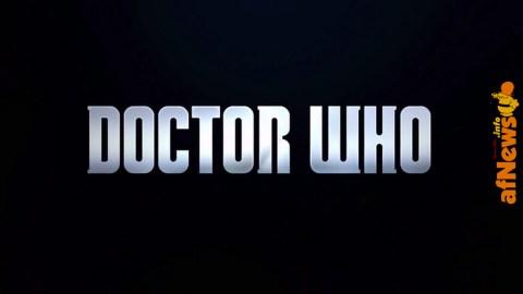 """Il nuovo (nuova?) """"Doctor Who"""" ora ha anche un nuovo logo!"""