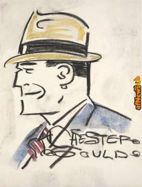 Chester Gould Dick Tracy-afnews