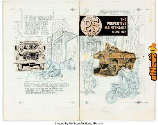 Will Eisner PS The Preventive Maintenance Monthly 214-afnews-afnews