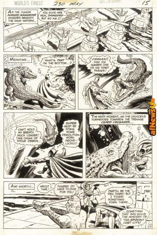 272 - Swan, Batman World's Finest-afnews