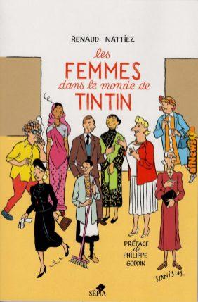 Les Femmes de Tintin 554-afnews