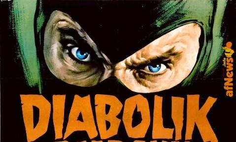 Diabolik annunciato il film live dei Manetti Bros