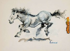 Lot449_Rene_Hausman_Cheval-afnews