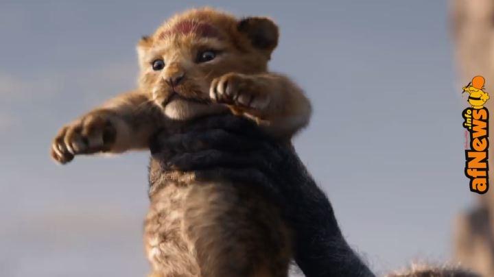 """Nuovo trailer italiano per il remake CG del """"Re Leone"""" Disney: in sala dal 21 agosto"""