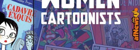 Una Storia delle Fumettiste, in libreria