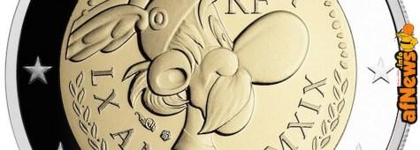 I 2 euro di Asterix!